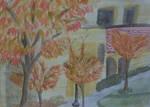 Autumn in the Quad
