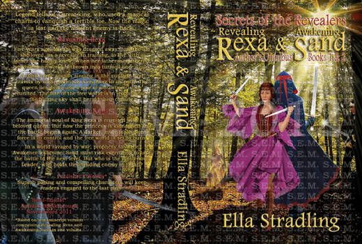 Rexa and Sand Cover