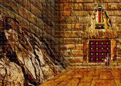 Lion Gate New by Ixtila