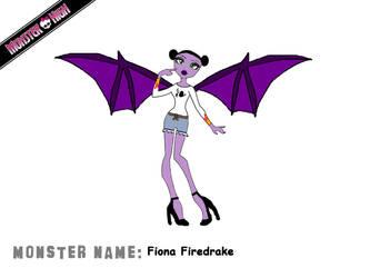 Fiona Firedrake by Ixtila