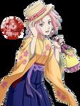 Sakura Haruno - render #124