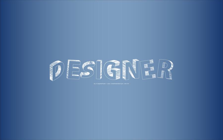Designer Wallpaper by tomahawkdesign