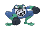 Mega Poliwrath (FAN-MADE)