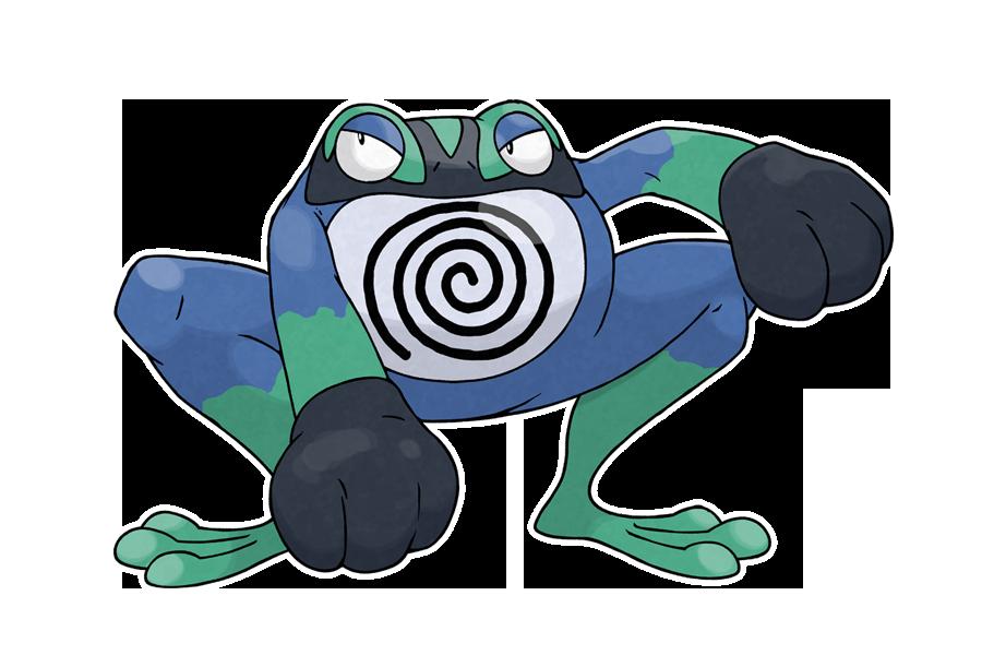 how to draw poliwag pokemon