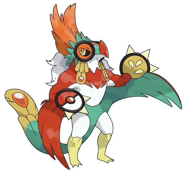 Hawlucha Pokedex: stats, moves, evolution, locations &- other forms ...