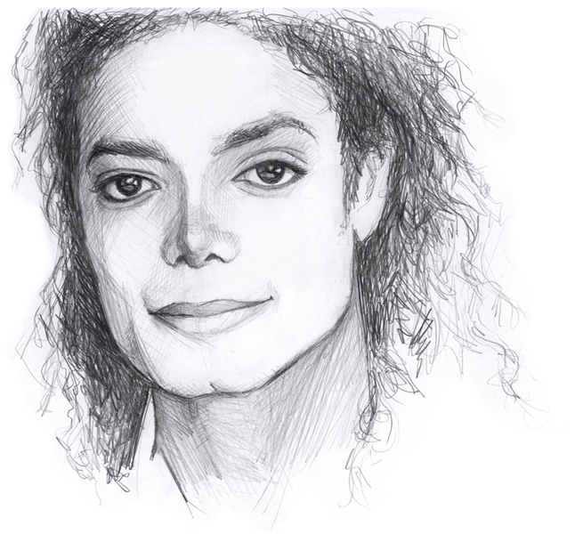 Michael Jackson by februarymoon on DeviantArt
