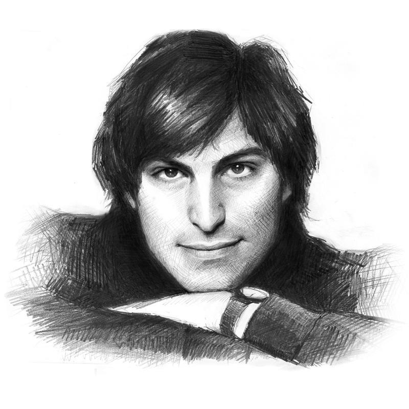 my tribute to Steve Jobs