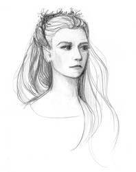 Queen of Mirkwood by februarymoon
