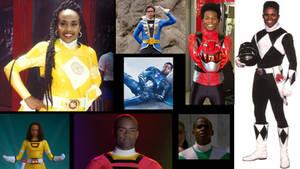 Making History: Black Power Rangers