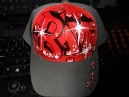 BAMF Graffiti Cap
