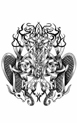 Tattoo Design Celtic