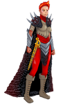 Female Fighter 02