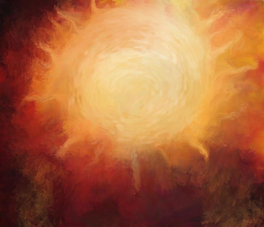 Phatpuppy Funky Sun Texture