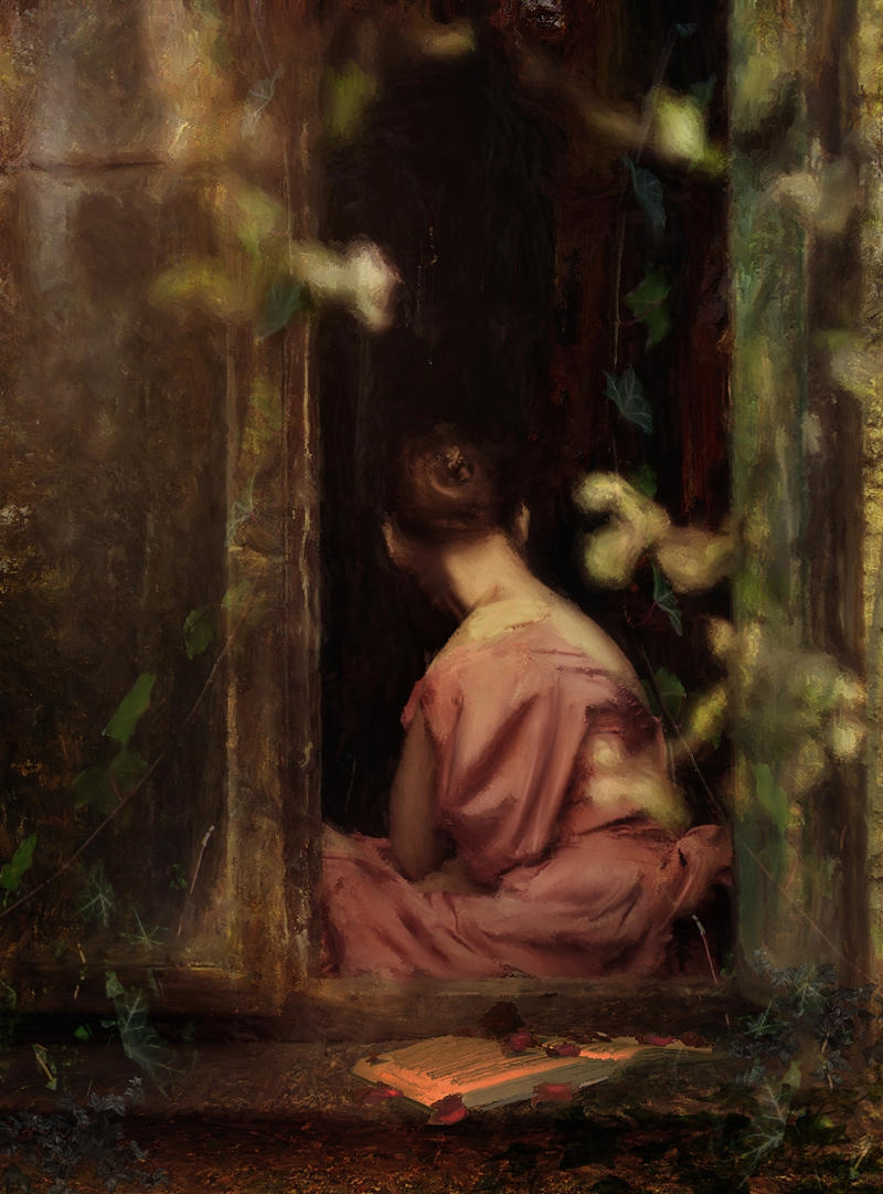 IMAGES TO NOURISH THE SPIRIT AND TOUCH THE HEART - Page 14 Juliet_by_phatpuppy