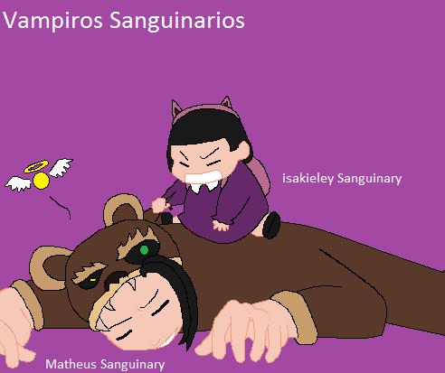 Vampiros Sanguinarios by isakieley