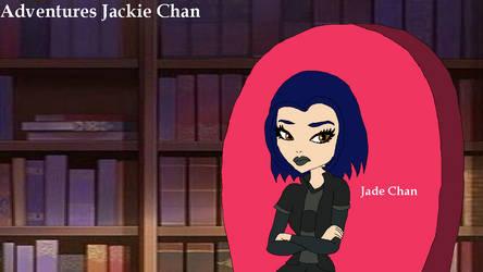 Adventures Jackie Chan by isakieley