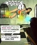 Wonder Woman Destiny Strikes