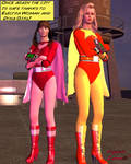 BFTP Electra Woman and Dyna  Girl