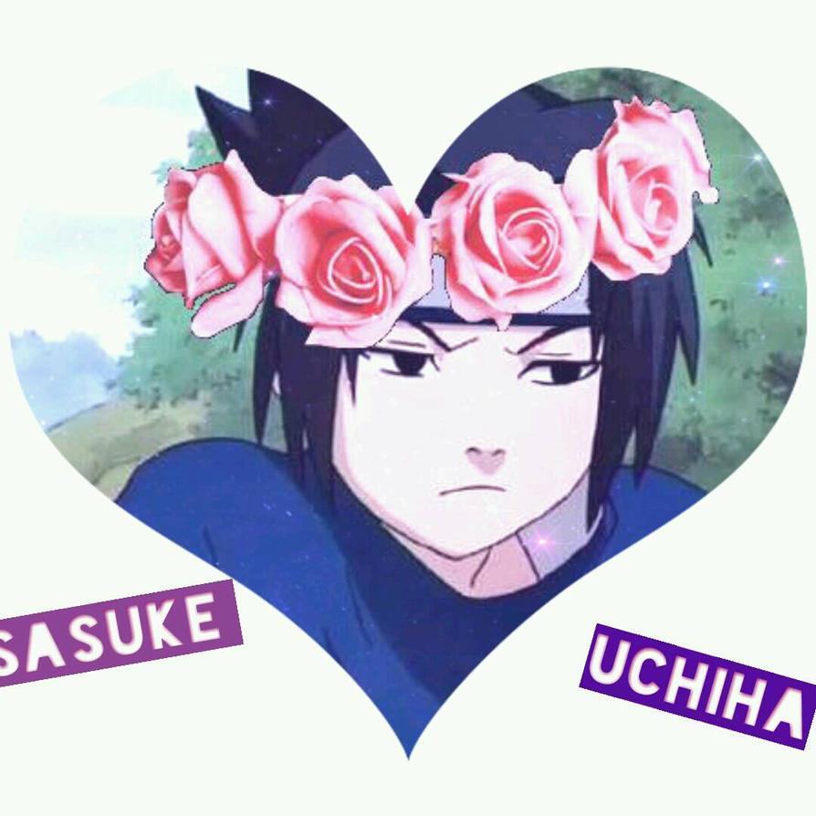 Sasuke flowercrown edited by wintershy7690 on deviantart sasuke flowercrown edited by wintershy7690 izmirmasajfo Gallery