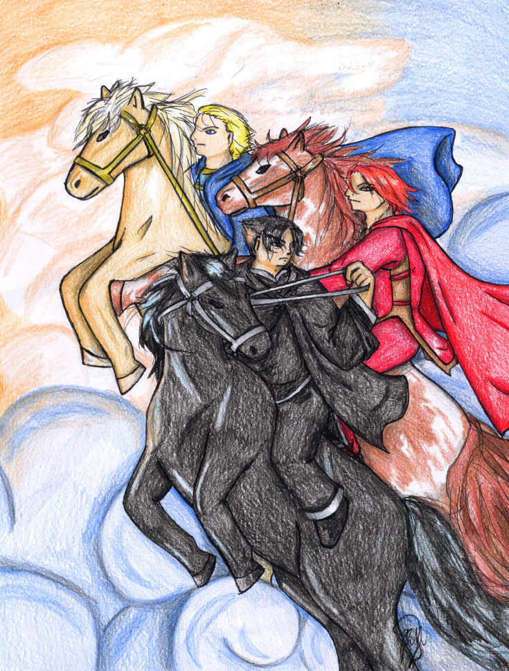 Knights by mydragonsdragonfly