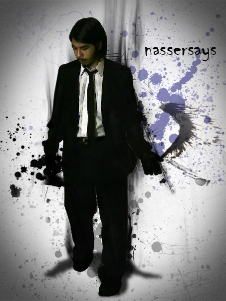 splatter_nassersays by nassersays