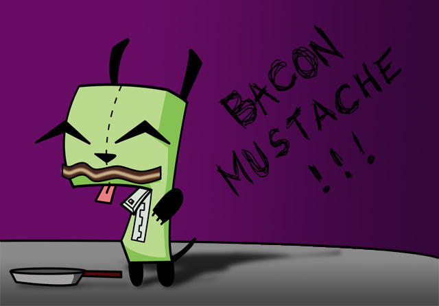 GIR + BACON by nassersays