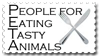 PETA Stamp by uruloki01