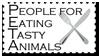 PETA Stamp by uruloki01