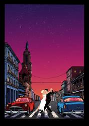 Cuba Wedding Gift