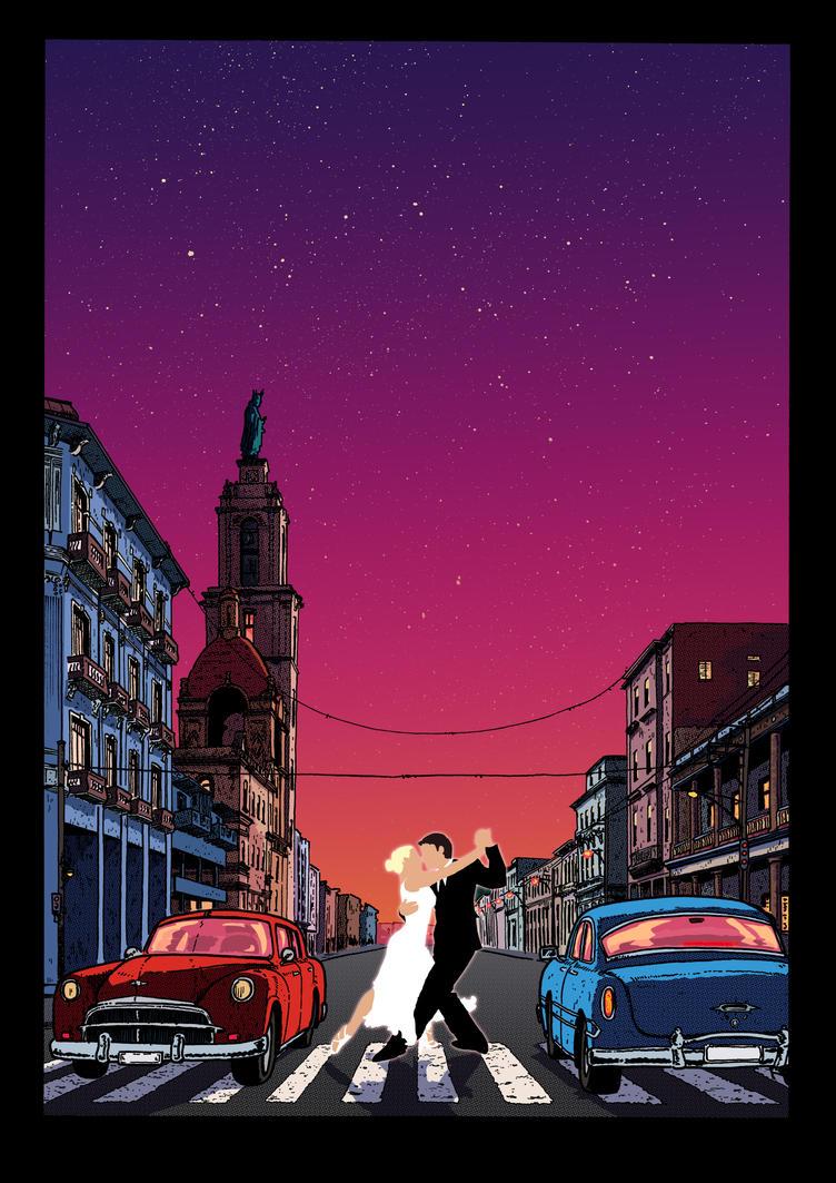 Cuba Wedding Gift by MxDagger