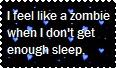 Sleepy Zombie by LyricalAutumnWind