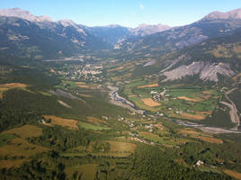 In the valley by Altair-E-Stock