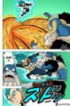 Vegeta Super Saiyan Blue vs Moro -DBS 46-