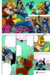 Son Goku  Vegeta vs Moro Prisonners -DBS 50-