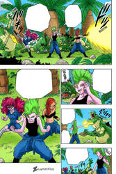 Saganbo squad -Dragon Ball super 51-