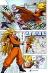 Son Goku SSJ3 vs Merus - Dragon Ball Super 51-