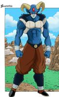 Moro new form -Dragon Ball Super 61-