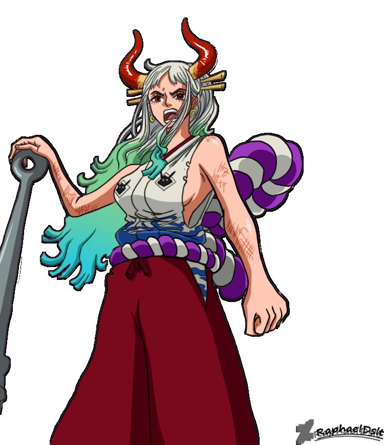 Yamato -One Piece 994- by RaphaelDslt on DeviantArt