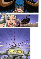 Yamato vs Kaido -One Piece 1016-