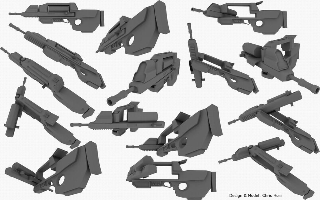 SideWinder Weapon Concept by korium9 on DeviantArt
