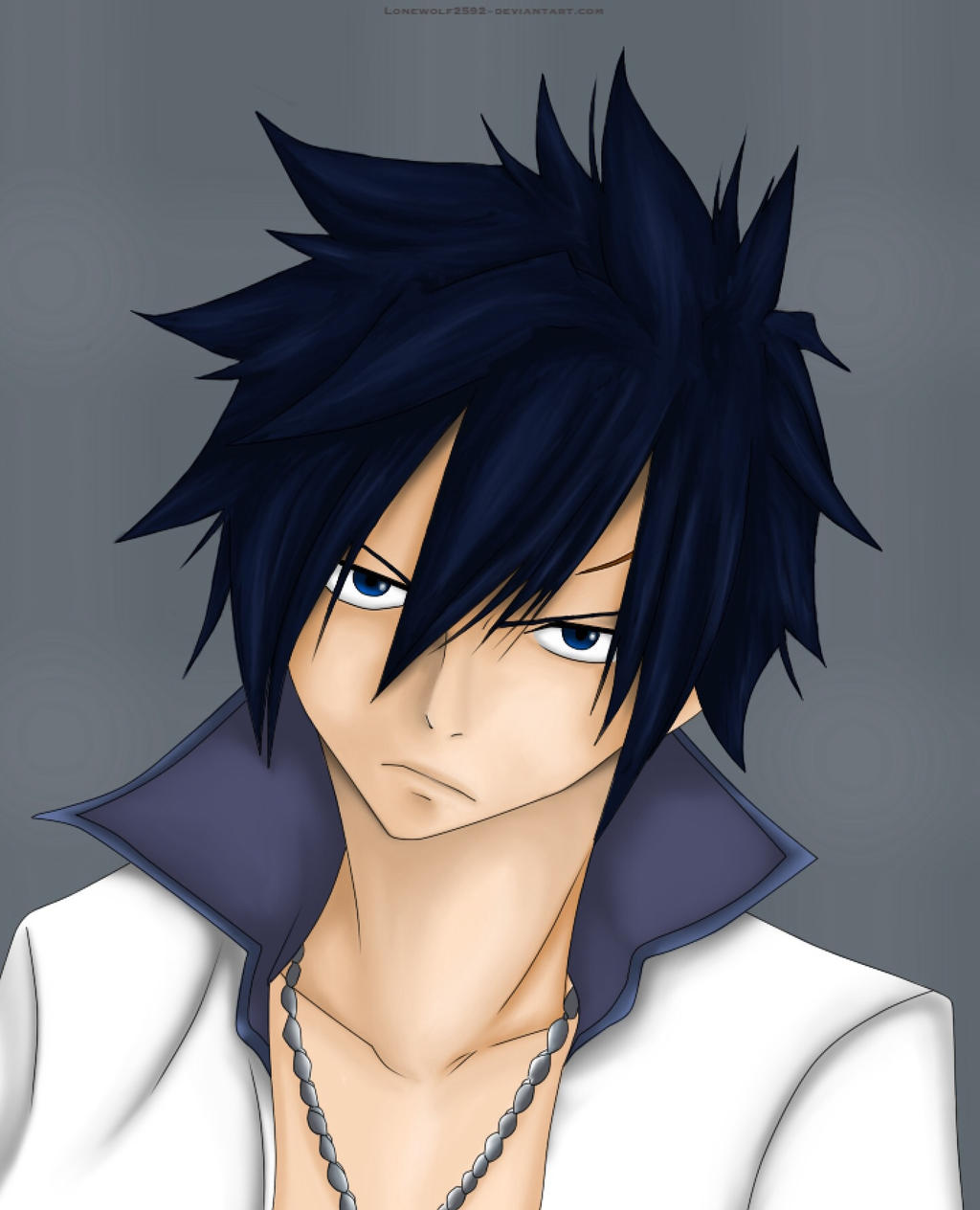 Gray Fullbuster by Lonewolf2592