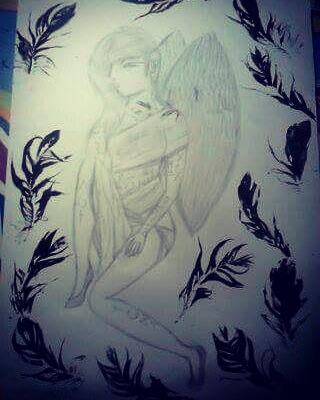 Angel Maybe No by EmiPL