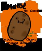 Potatoe by SatansHelperIsAlive