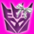 ConGirlLogo 2:For DeceptiGirl by southernstingray