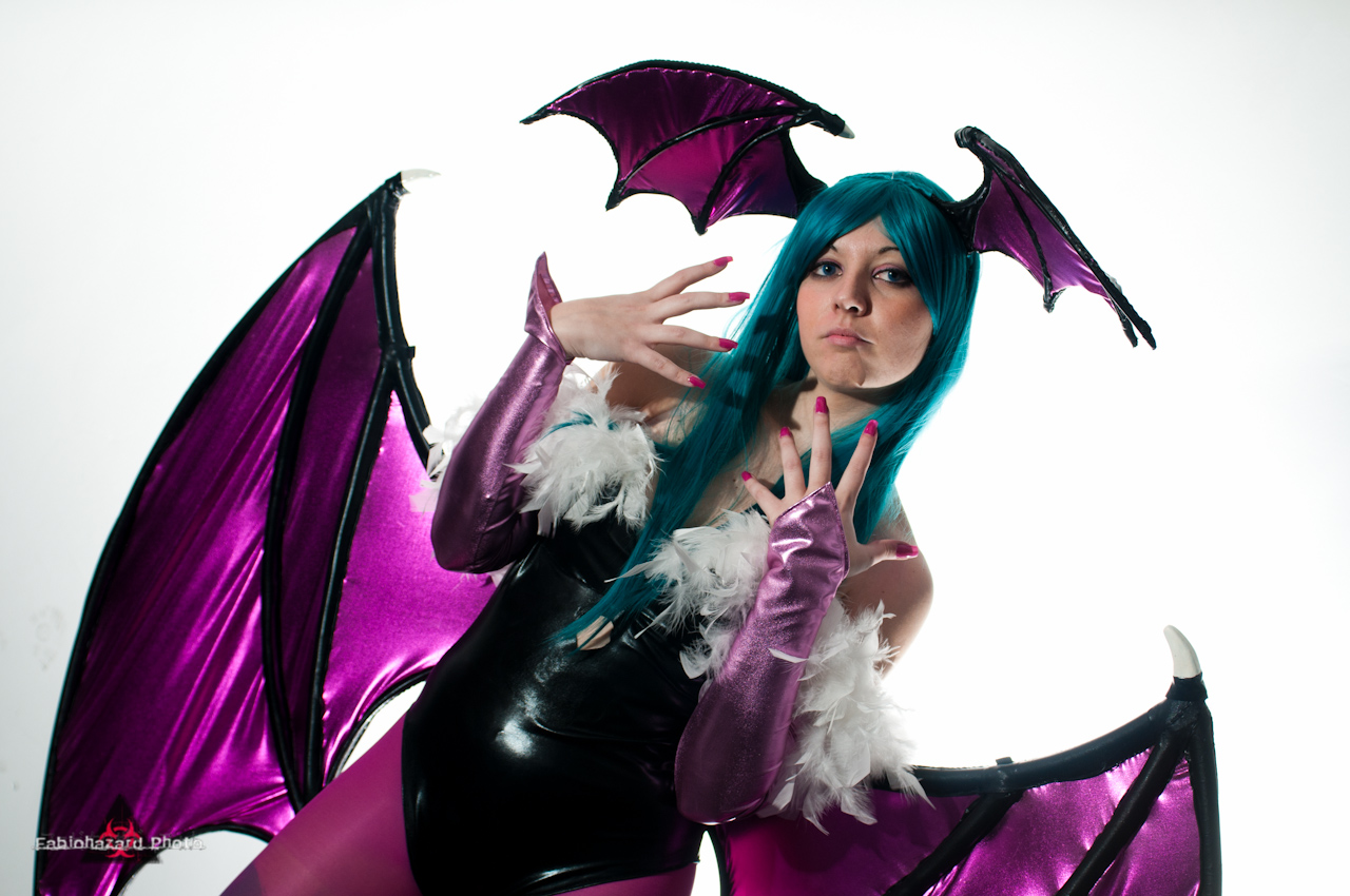 Morrigan by fabiohazard