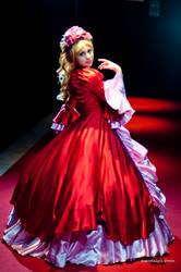Marie Antoinette by fabiohazard