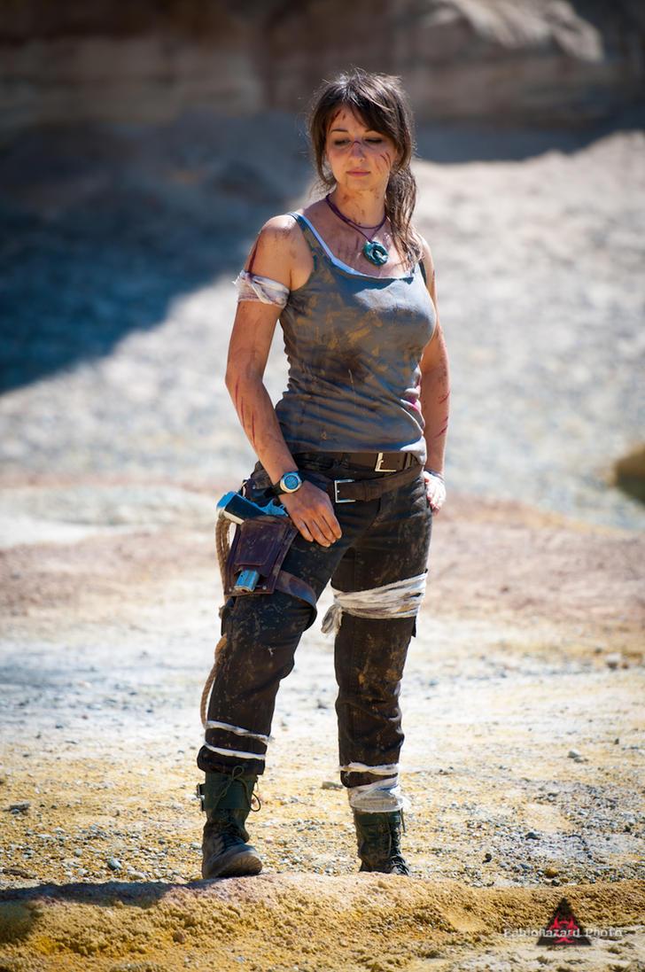 Lara Croft by fabiohazard
