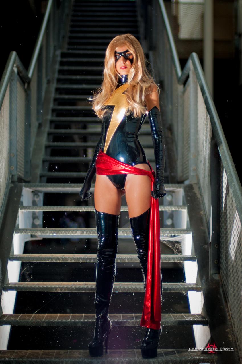 Ms Marvel by fabiohazard