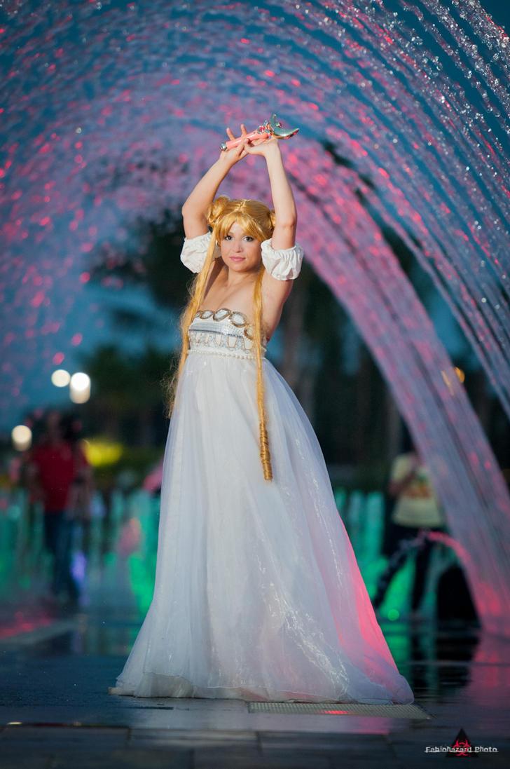 Sailor moon princess serenity by fabiohazard