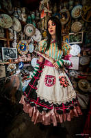 Alice by fabiohazard